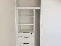 In-built Wardrobe