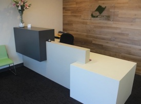 Offices and Reception Counters